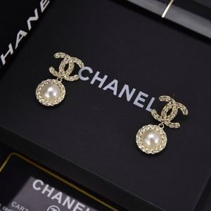 Chanel.  Earrings